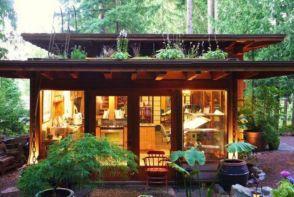 Captivating ideas for backyard studio office 21