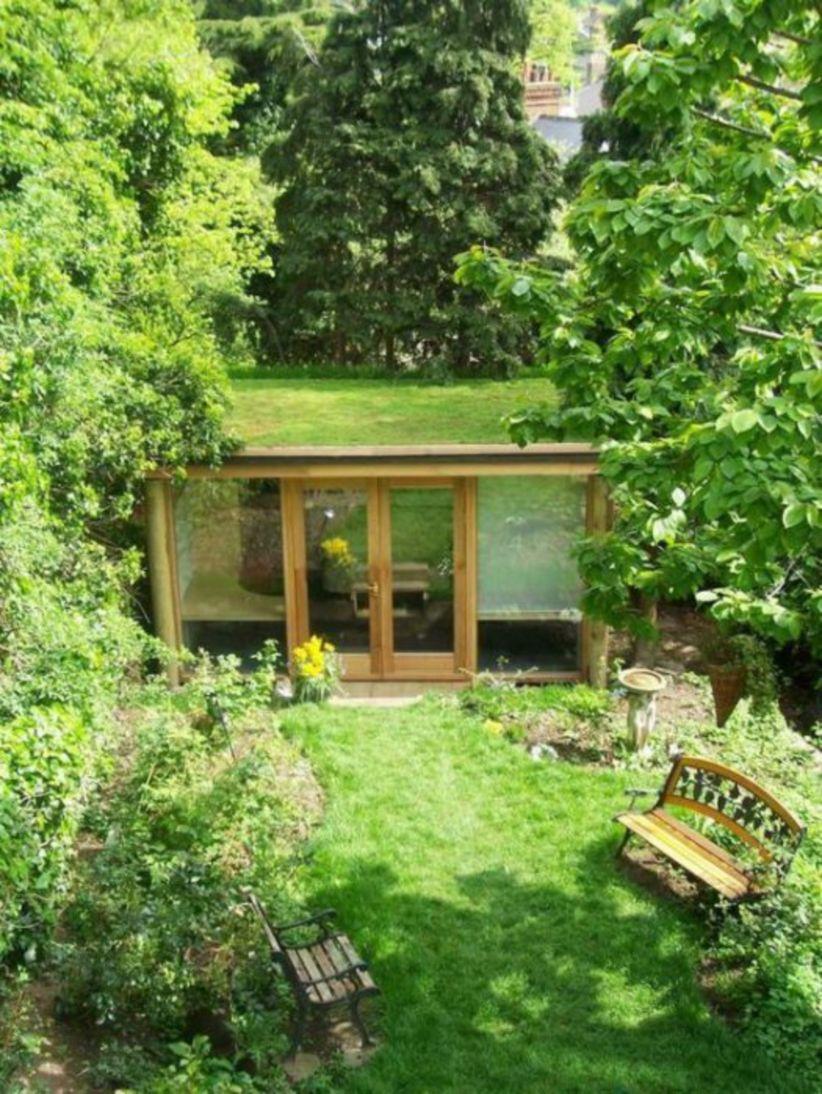 Captivating ideas for backyard studio office 26
