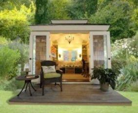Captivating ideas for backyard studio office 33