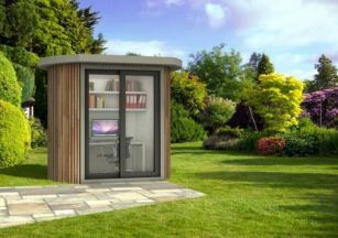 Captivating ideas for backyard studio office 45