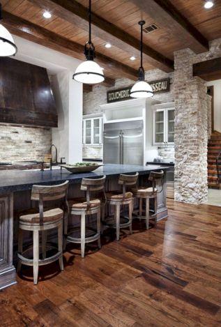 Colorful brick wall design ideas for home interior ideas 29