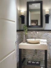 Colorful brick wall design ideas for home interior ideas 40
