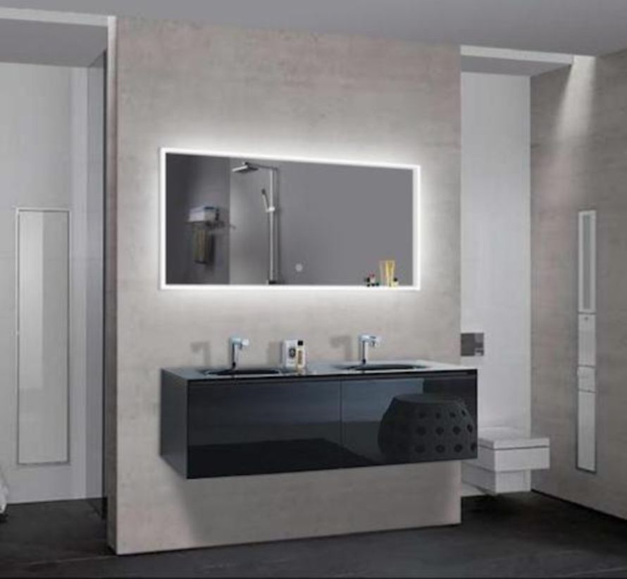 Cool bathroom mirror ideas 18