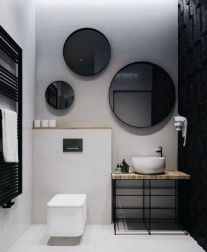 Cool bathroom mirror ideas 25