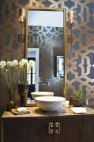 Cool bathroom mirror ideas 27