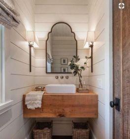 Cool bathroom mirror ideas 33