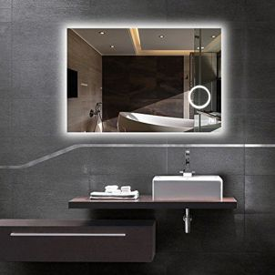 Cool bathroom mirror ideas 34