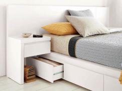 Cute diy bedroom storage design ideas for small spaces 02