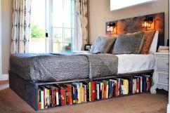 Cute diy bedroom storage design ideas for small spaces 03