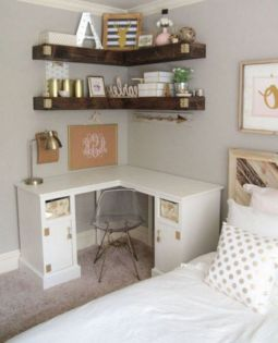 Cute diy bedroom storage design ideas for small spaces 06