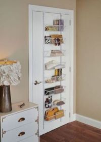 Cute diy bedroom storage design ideas for small spaces 35