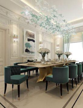 Elegant industrial metal chair designs for dining room 06