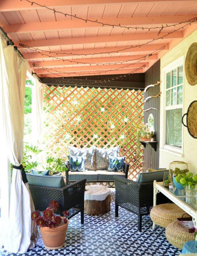 Fantastic front porch decor ideas 06