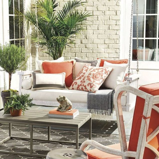 Fantastic front porch decor ideas 13