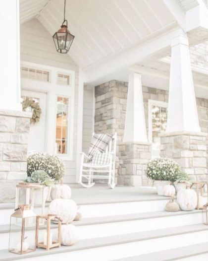 Fantastic front porch decor ideas 15