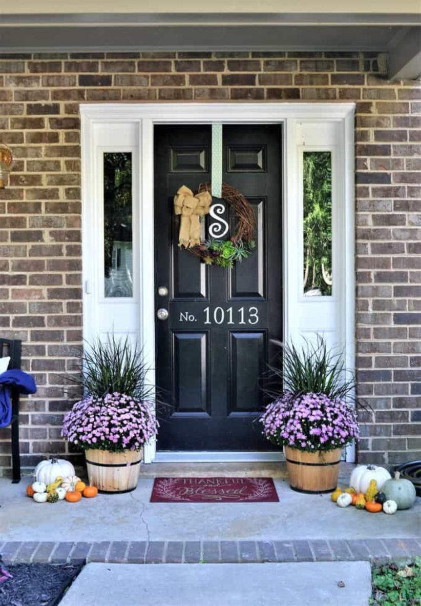 Fantastic front porch decor ideas 24