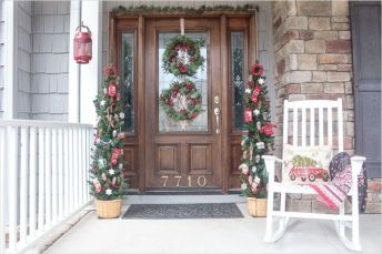 Fantastic front porch decor ideas 30