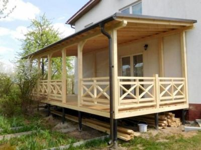 Fantastic front porch decor ideas 36