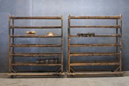 Luxury antique shoes rack design ideas 08
