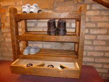 Luxury antique shoes rack design ideas 09