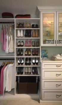 Luxury antique shoes rack design ideas 44