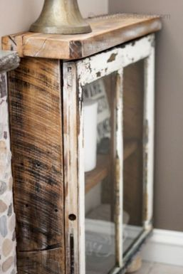 Newest diy vintage window ideas for home interior makeover 09