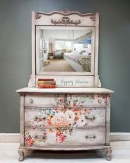 Newest diy vintage window ideas for home interior makeover 14