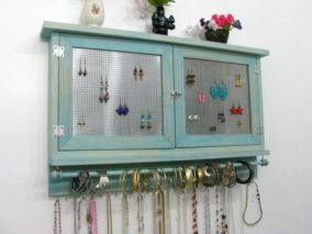 Newest diy vintage window ideas for home interior makeover 28