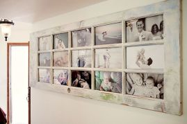 Newest diy vintage window ideas for home interior makeover 42