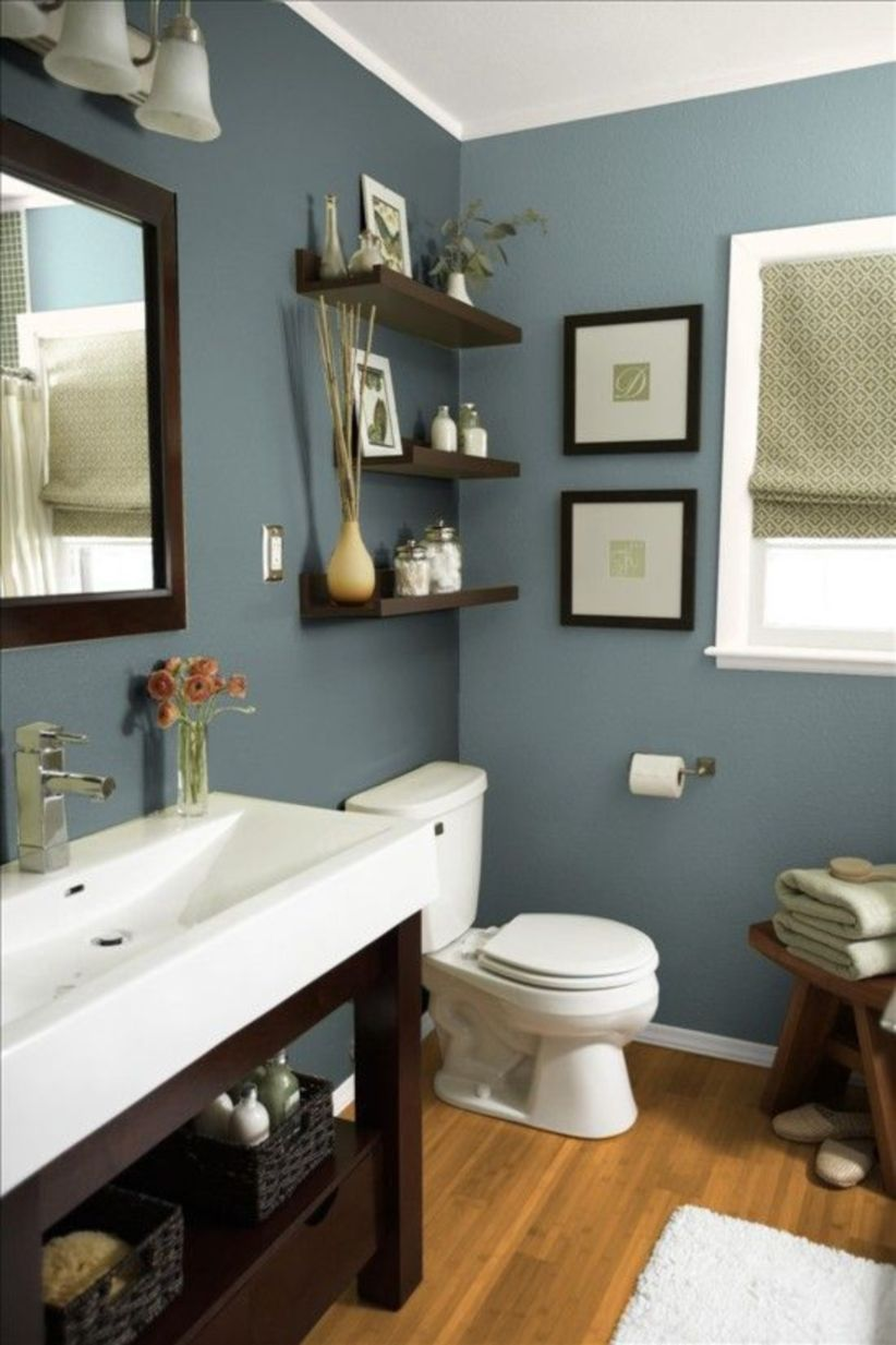 Perfect master bathroom design ideas for small spaces 24