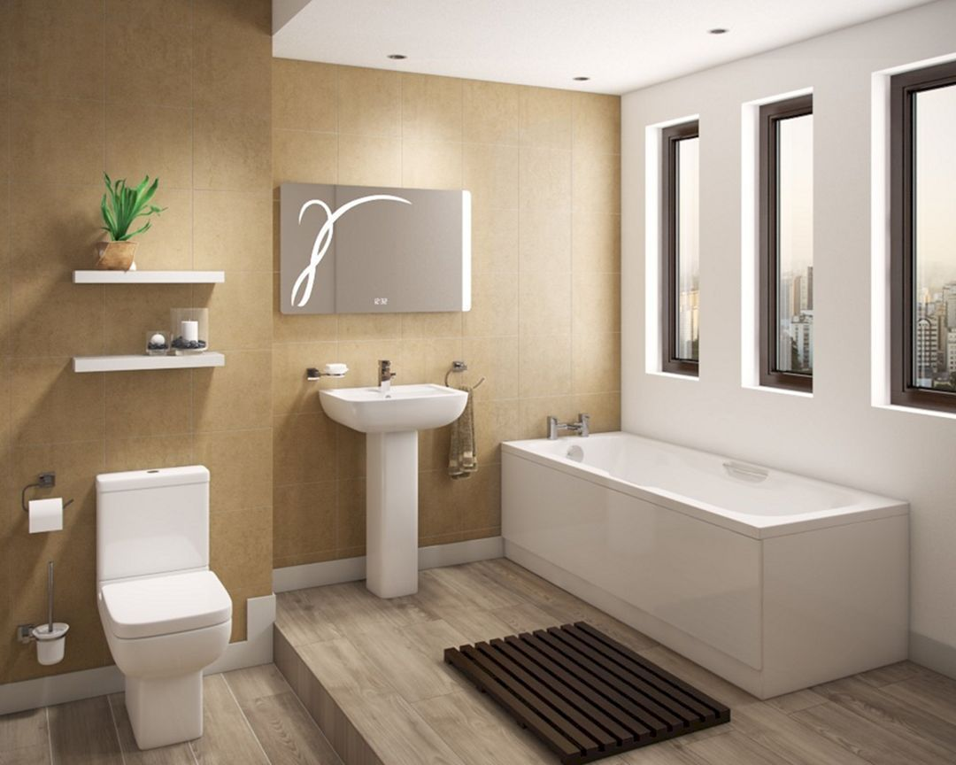 44 Perfect Master Bathroom Design Ideas For Small Spaces ... on Space Bathroom  id=89079