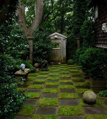 Stunning landscape pathways ideas for your garden 16