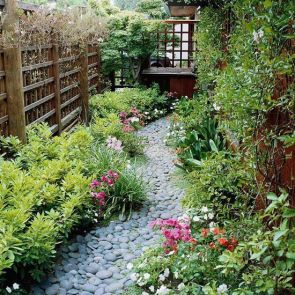 Stunning landscape pathways ideas for your garden 22