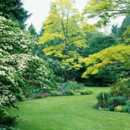 Stunning landscape pathways ideas for your garden 24