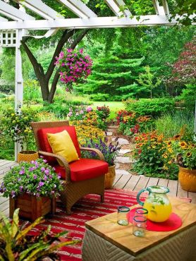Stunning landscape pathways ideas for your garden 27