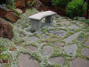 Stunning landscape pathways ideas for your garden 32