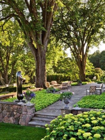 Stunning landscape pathways ideas for your garden 34