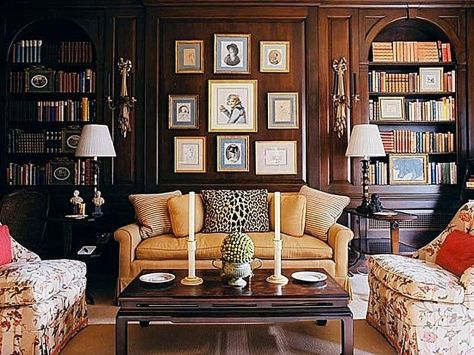 Wonderful traditional living room design ideas 01