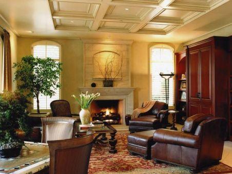 Wonderful traditional living room design ideas 07