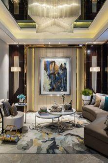 Wonderful traditional living room design ideas 17