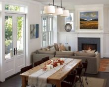 Wonderful traditional living room design ideas 18