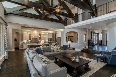Wonderful traditional living room design ideas 20
