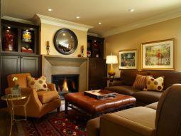 Wonderful traditional living room design ideas 41