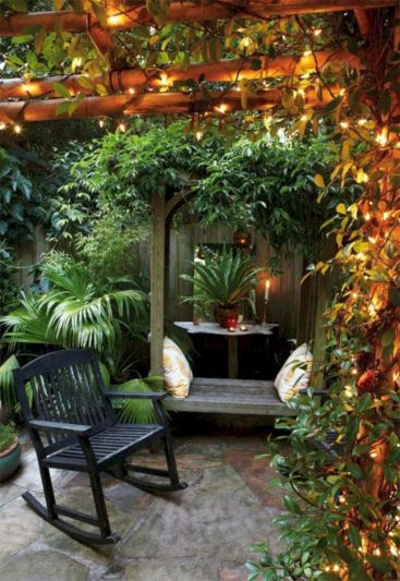 Amazing garden decor ideas 13