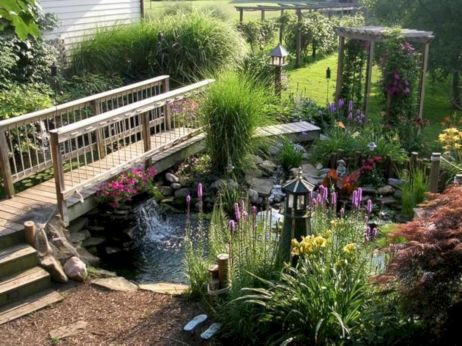 Amazing garden decor ideas 20