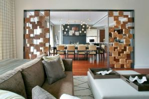 Astonishing partition design ideas for living room 35