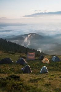 Best ideas to free praise in nature camping 12