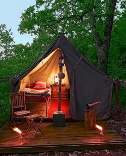 Best ideas to free praise in nature camping 25