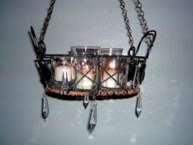 Best ideas to reuse old wire baskets 02