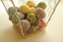 Best ideas to reuse old wire baskets 28